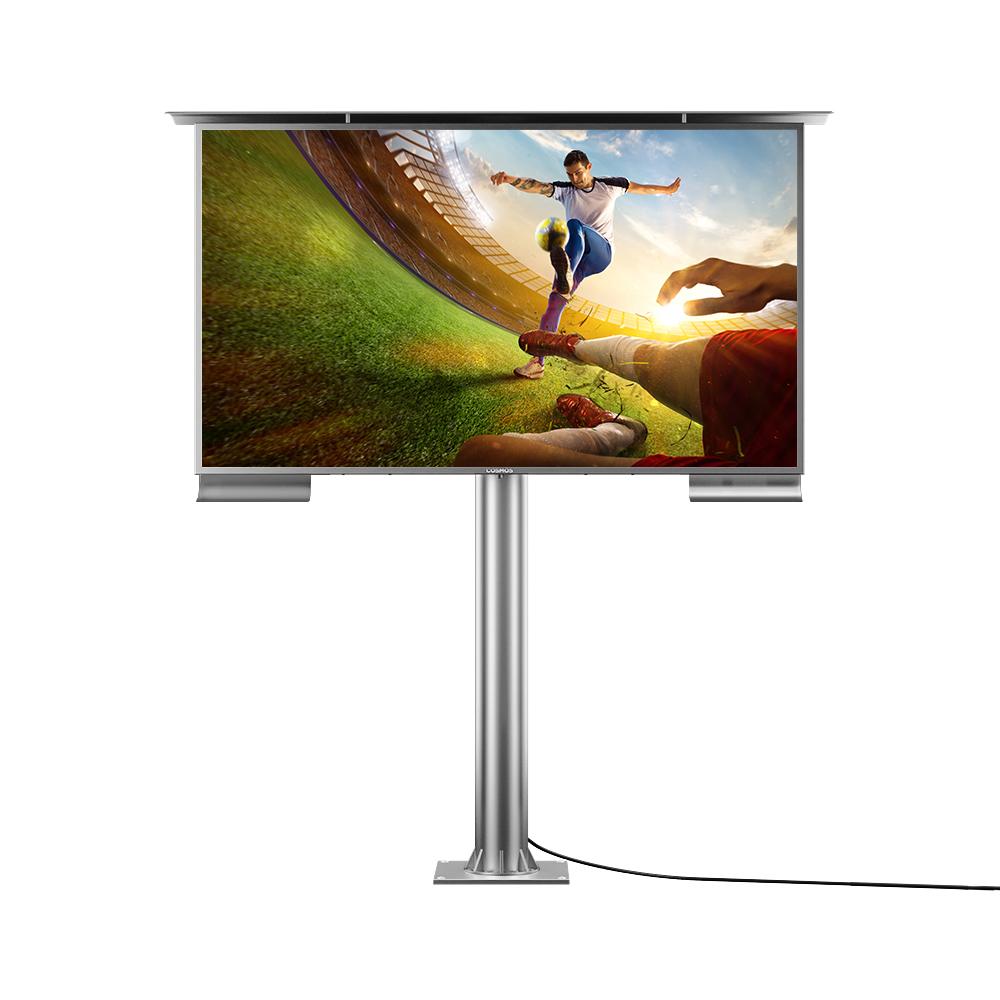 Adjustable Vesa mount for TV.